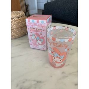 My Melody Glass Cup